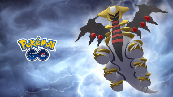 Pokemon GO: Shiny Altered Forme Giratina is available in Raids!