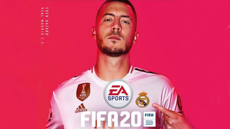Eden Hazard 95 LW | Player Moments | FifaRosters