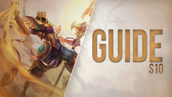 LoL Guide, Build for Azir, Mid, S10