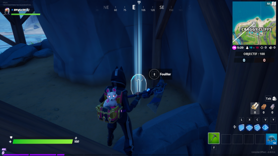 Fortnite Search Hidden O Found In The Open Water Loading