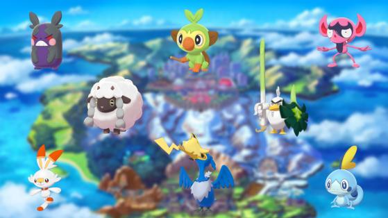 Pokemon Sword and Shield: List of Gen 8 Galar Pokemon