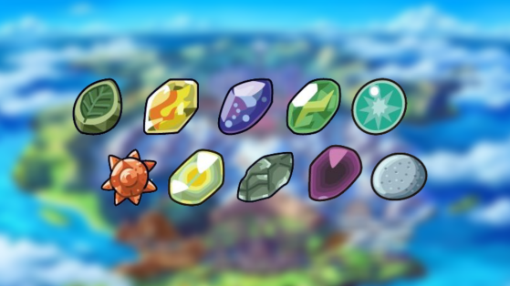 Pokemon Sword, Shield: How to obtain Evolution Stones