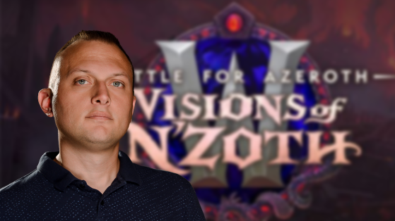 WoW 8.3: Exclusive interview with Ion Hazzikostas — Patch 8.3.5, Shadowlands, new Affix and more