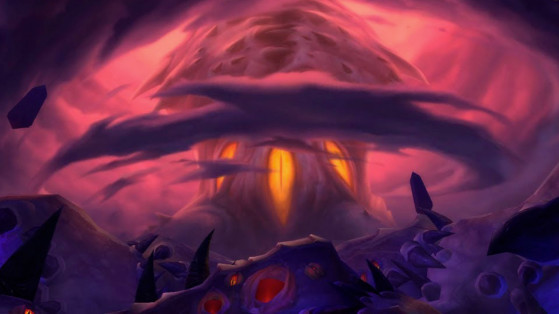 N'Zoth, the Corruptor - World of Warcraft