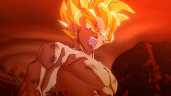 Dragon Ball Z: Kakarot — Day one patch and game size