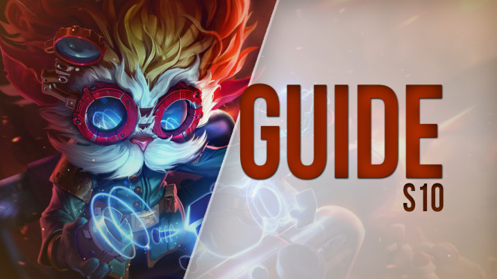 Guide Build Lol Heimerdinger Top S10 Millenium