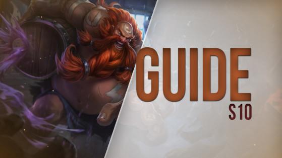 Guide, Build LoL Gragas , Mid, S10