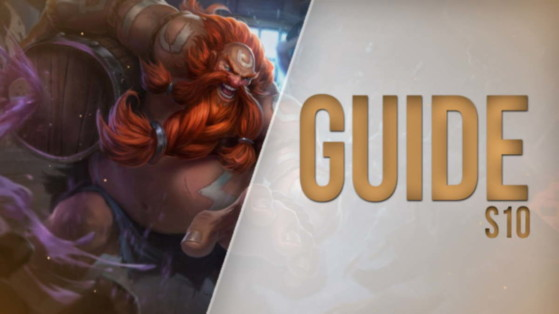 LoL Guide; Build for Gragas, Support, S10