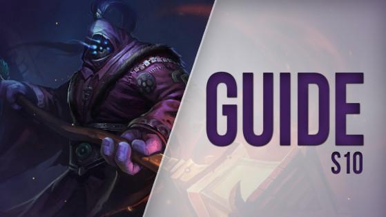 Guide LoL Jax, Top, S10