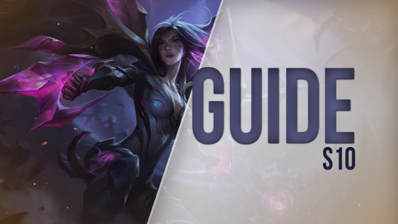 Guide LoL Kai'Sa, ADC, S10
