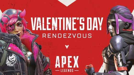 Apex Legends patch notes today with Valentine's Day Rendezvous event