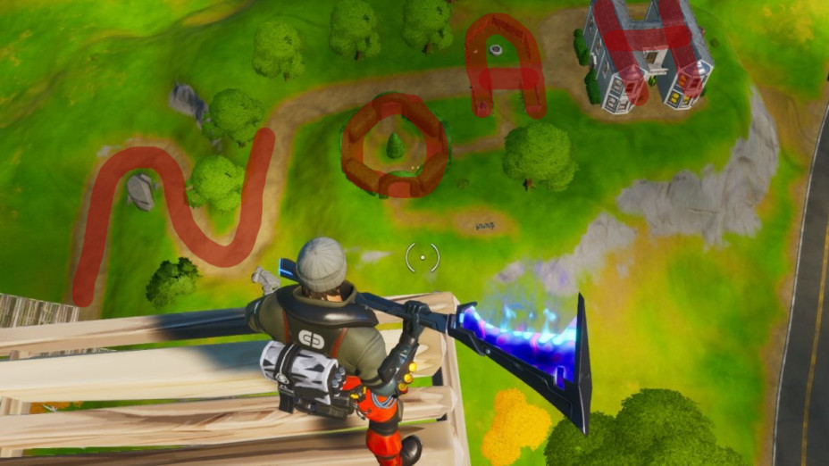 Hidden message 'Noah' may be linked to Fortnite Chapter 2 ...