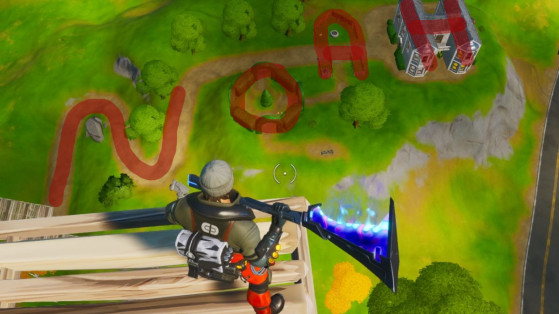 Hidden message 'Noah' may be linked to Fortnite Chapter 2, Season 2