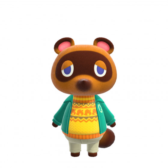 animal crossing new horizons all characters list