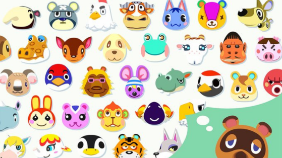 Animal Crossing: New Horizons: 383 villagers confirmed