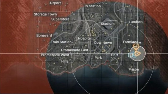 Call Of Duty Warzone Map Overview Millenium