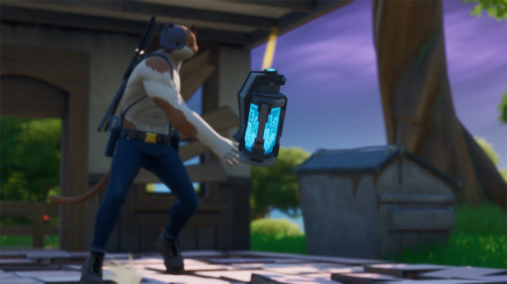 Fortnite Meowscles Mischief: How to block damage with a Decoy Grenade
