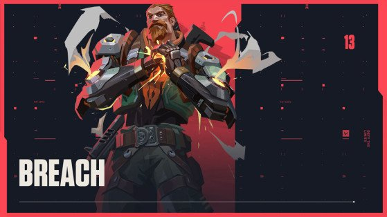 All about Breach, Valorant Agent: Abilities & more