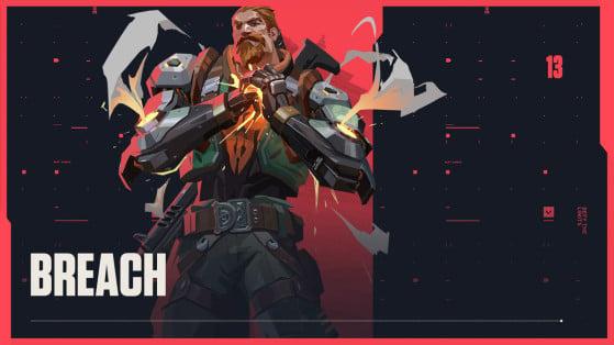 All about Breach, Valorant Agent: Abilities & more - Millenium
