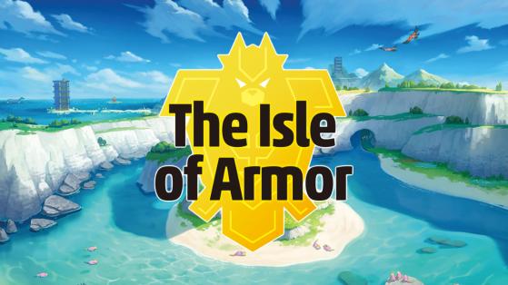 Pokemon Sword and Shield: Isle of Armor Pokedex