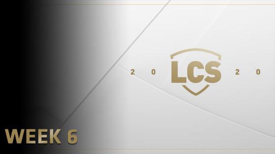 LCS 2020 Summer Week 6 Power Rankings: Liquid take the lead
