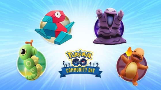 Pokémon GO: Porygon and Charmander for the next Community Day