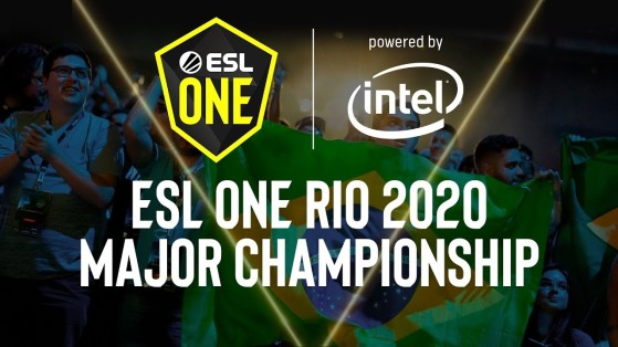 ESL One Rio Major 2020 cancelled