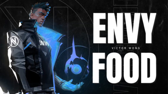 Valorant: Team Envy signs food and crashies
