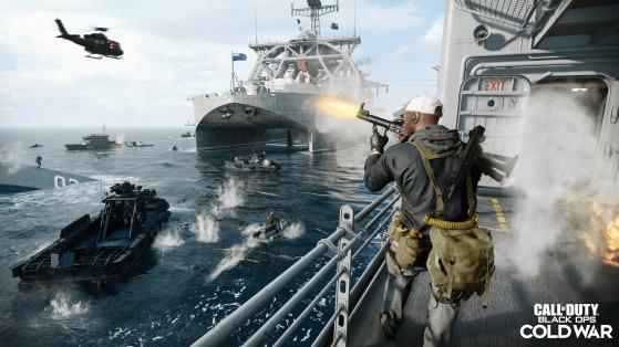 Black Ops Cold War: G Slide mechanic, movement, exploit, glitch