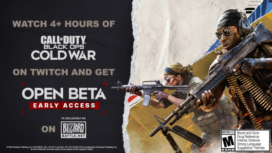 Black Ops Cold War Beta: How to get a PC beta code