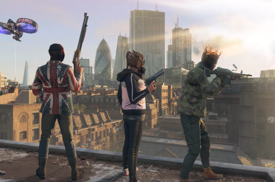 Watch Dogs Legion Guide: How to get guns