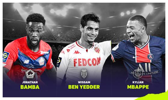FUT 21: Ligue 1 October POTM Nominations