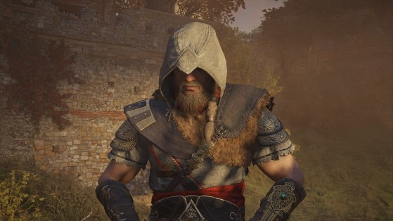 Why Bayek's outfit is no longer available in Assassin's Creed Valhalla