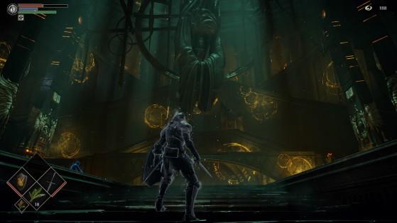 The Nexus - Demon's Souls