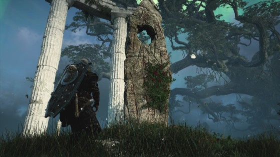 Ymir's Tear Stones and Asgard Offering Altar in Assassin's Creed Valhalla