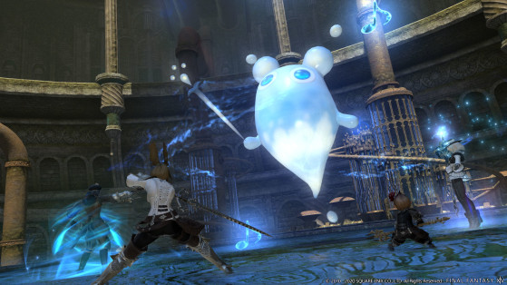 FFXIV: Special Site reveals new visuals for Patch 5.4