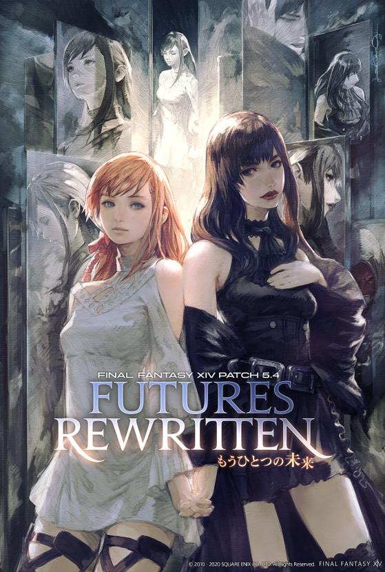 FFXIV 5.4 Special Site Artwork - Final Fantasy XIV