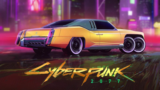 Cyberpunk 2077: Every vehicle you can play