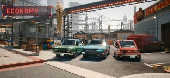 From left to right: Makigai Mai Mai / Thorton Colby / Archer Hella - Cyberpunk 2077