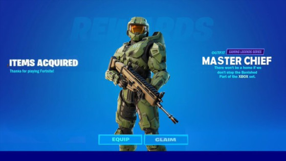 Master Chief and Walking Dead coming to Fortnite