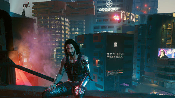 Cyberpunk 2077 Secret ending and all endings guide