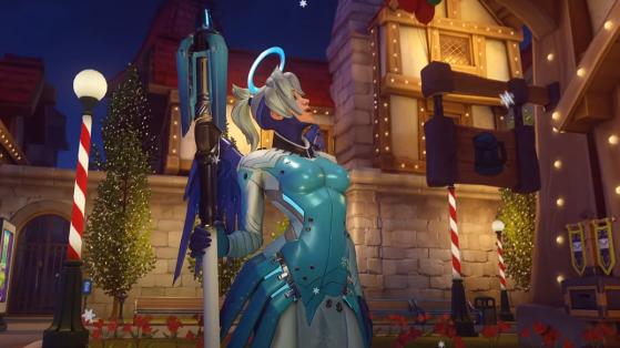 Overwatch Winter Wonderland 2020 skins have been revealed