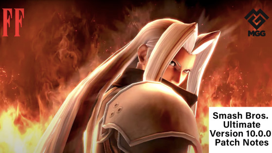 Version 10 0 1 Patch Notes Balance Changes Sephiroth Is Now Playable In Super Smash Bros Ultimate Millenium