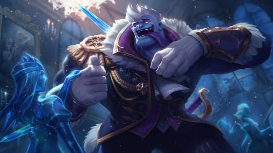 Frozen prince Mundo, Wild Rift - Wild Rift