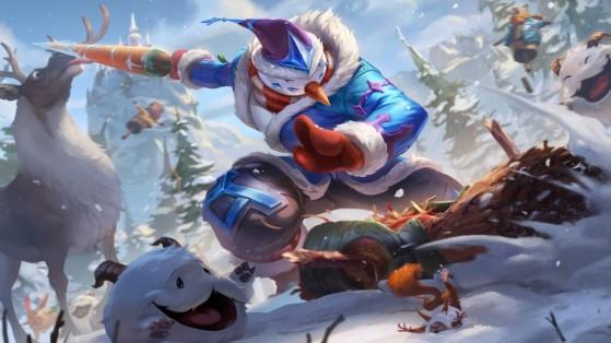 Winter Wonder Master Yi, Wild Rift - Wild Rift