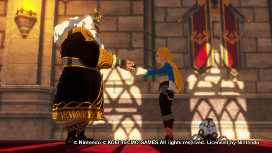 How to beat Akkala Tower - Hyrule Warriors: Age of Calamity Guide