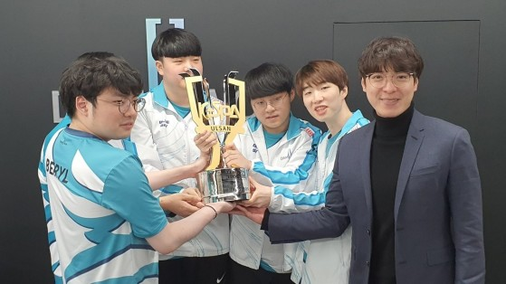 League of Legends: DAMWON Gaming wins the KeSPA Cup
