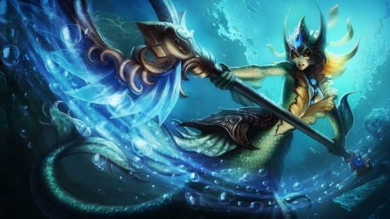Lol Wild Rift: Nami Support Build Guide