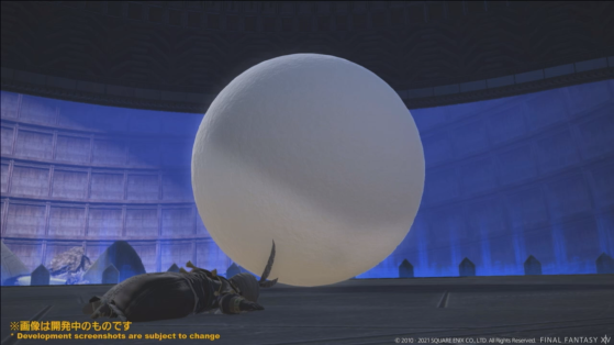 FFXIV 5.5 Nier Automata Alliance Raid 3 - Final Fantasy XIV