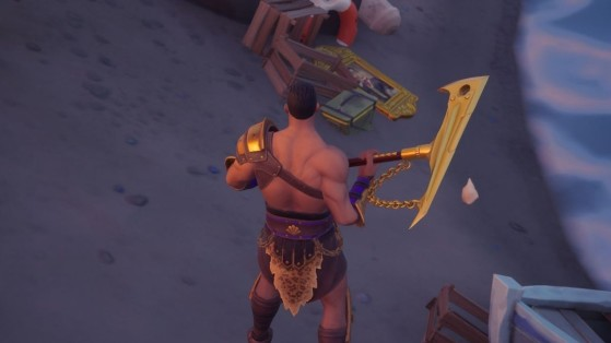 Fortnite Season 5 Challenge: Find a family portrait from a shipwreck